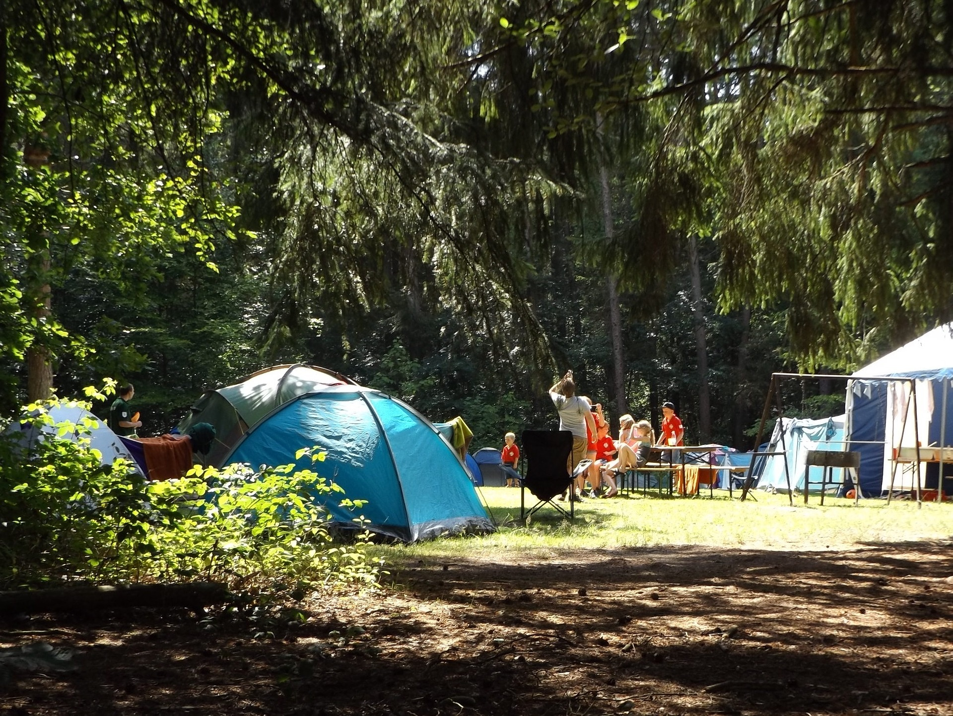 Essential (but affordable) Camping Gear for Families