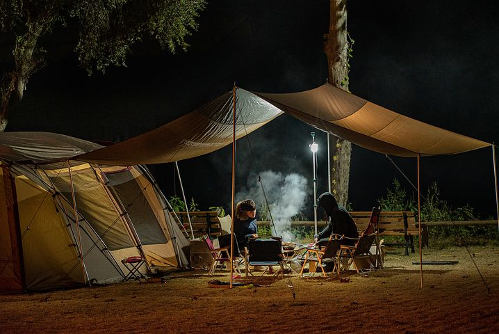 Forget the Happy Camper – be a Hygge Camper!