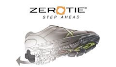 Zerotie hands free lacing system