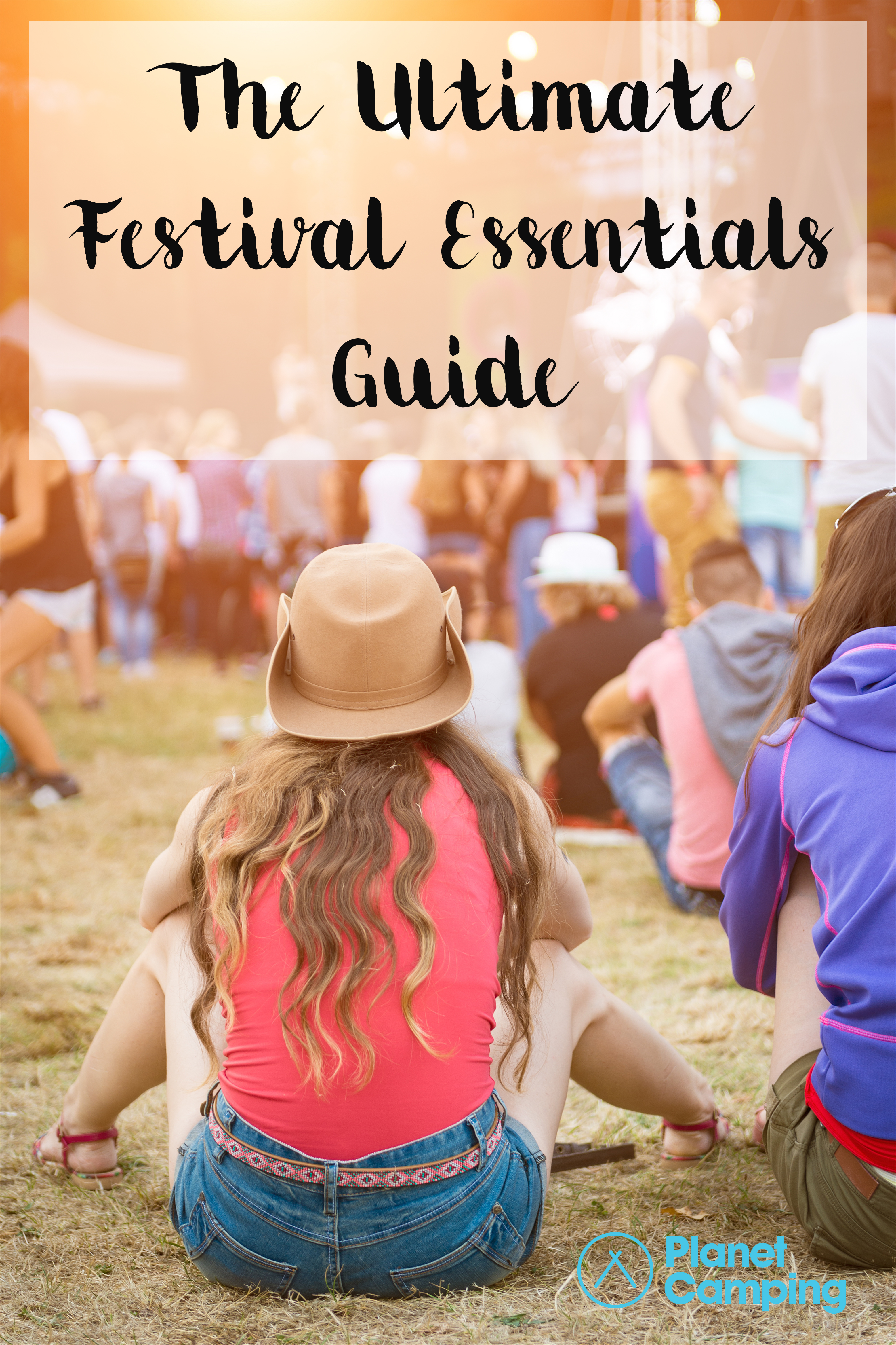 The Ultimate Festival Camping Checklist