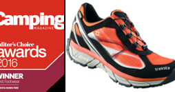 Award winning performance shoes from Treksta
