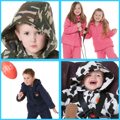 lazypatch Kids Duvet Suits