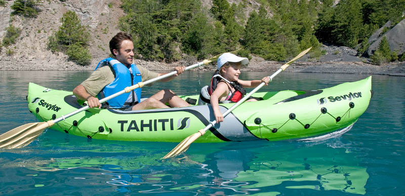 Sevylor Tahiti 2 Man Kayak
