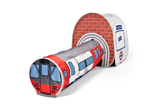 Kids London Underground Tube Tent