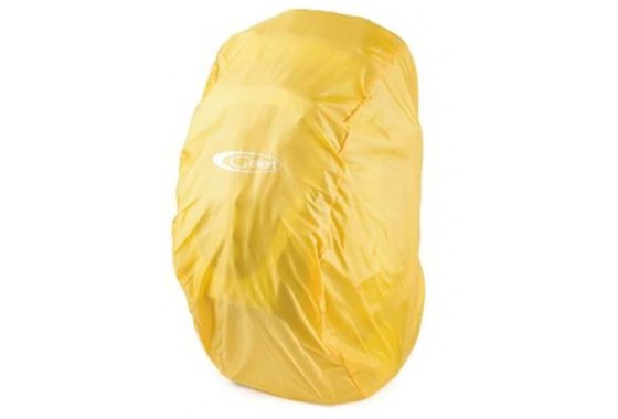 Gelert yellow rain cover for rucksacks