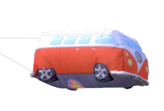 Campervan Windsock