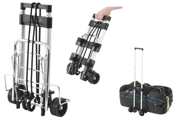 Outwell Telescopic Transporter - luggage bag not included