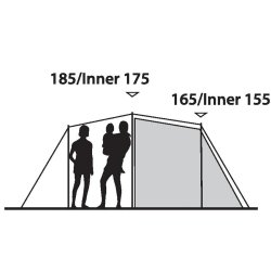 Inner Dimensions Earth 5 Tent