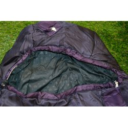 Extra warmth around the hood - Chrysalis 1 Sleeping Bag