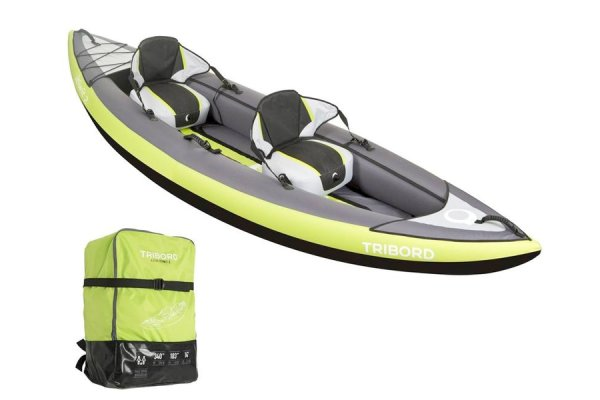 ITIWIT Inflatable Kayak - 2 Man