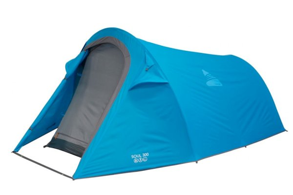 Easy to erect Soul 300 Tent