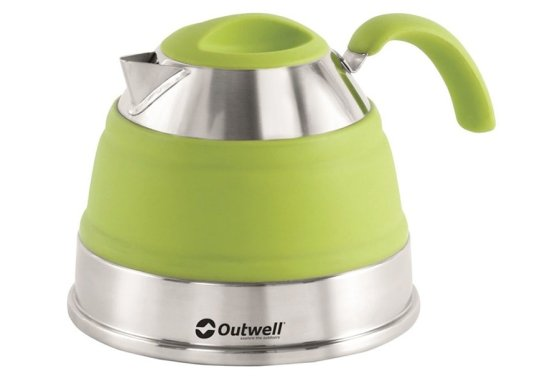 Outwell Collaps Kettle - Lime