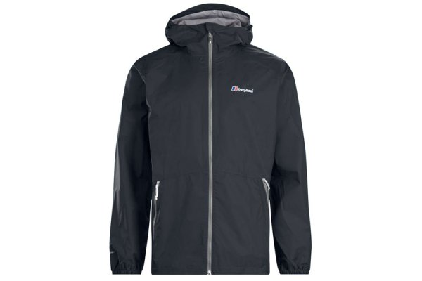 Mens Berghaus Deluge Light Waterproof Jacket