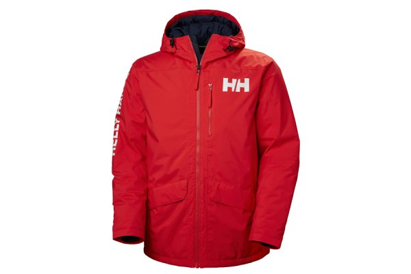 HH Active Fall 2 Parka - Red