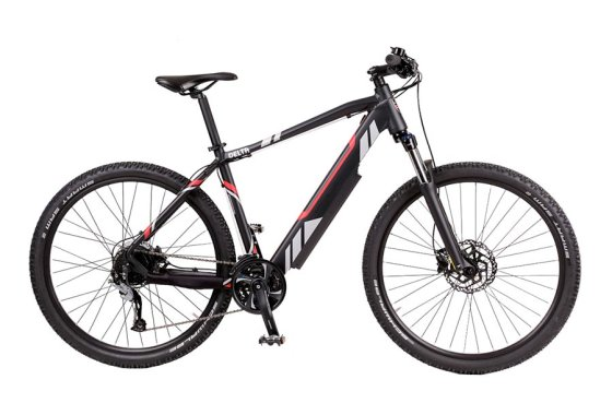Batribike Delta 48 Electric Mountain Bike Black