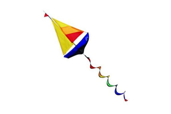 Sailing Boat 3D Spinning Windsock