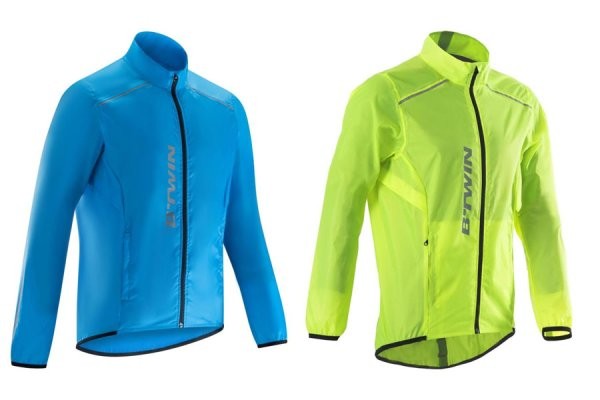 Waterproof Cycle Jacket - Bwin 100