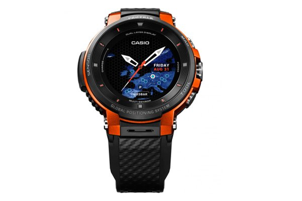 Casio Watch ProTrekSmart WSD-F30