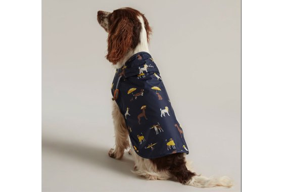 Joules Dog Waterproof Rain Coat