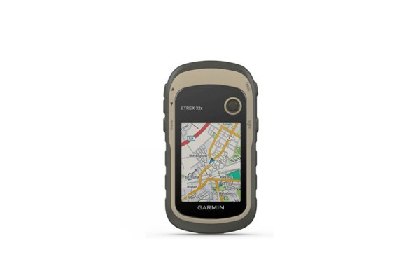 Garmin eTrex 32x with BirdsEye Select GB+ GPS