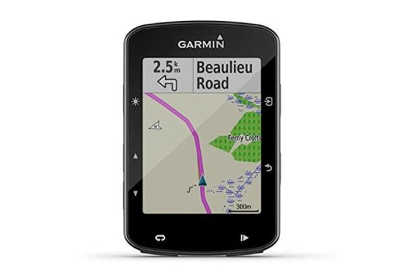 Garmin Edge 520 Plus Advanced GPS bike computer for competin