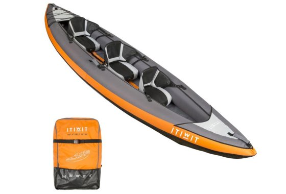 ITIWIT 3 Man Inflatable Kayak