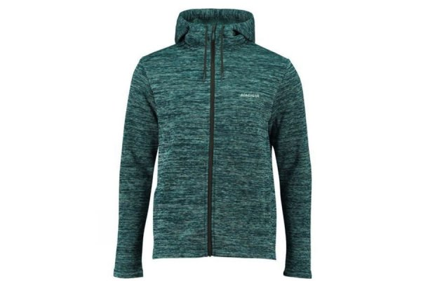 Mens Drasland Hooded Fleece by Ayacucho