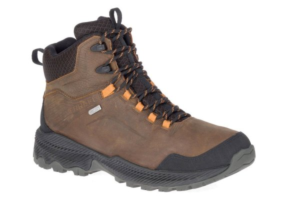 Merrell mens Forestbound Mid Boot