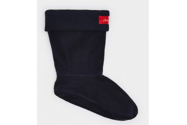 Joules Molly Navy Welly Socks Liners