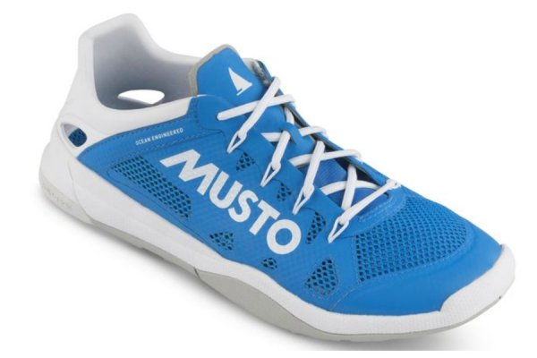 Musto Dynamic Pro Sailing Shoe brilliant blue colour