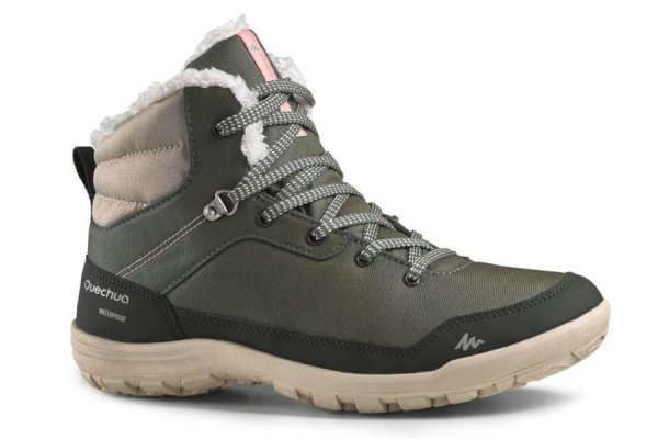 Womens Warm Hiking Boots from Quechua