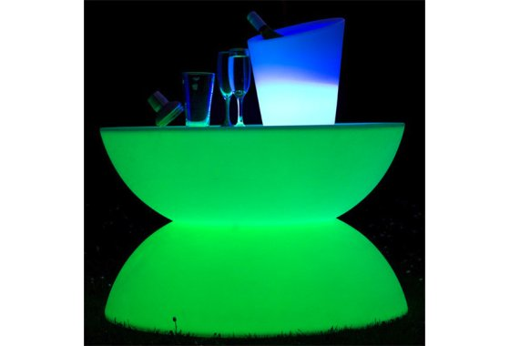Light Up Table regular size