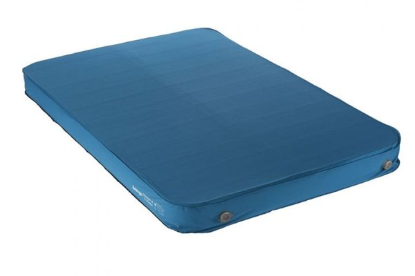 Vango Shangri La Double Self Inflating Mat - colour Blue