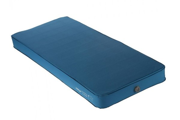 Blue Vango Single Self Inflating Mat - Shangri La
