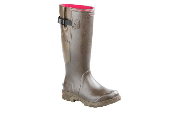 Solognac Womens Hunting Wellies