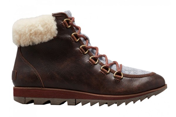 Sorel Women's Harlow Lace Cozy Winter Boots
