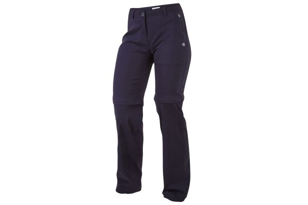Craghoppers Womens Kiwi Pro Convertible Trousers