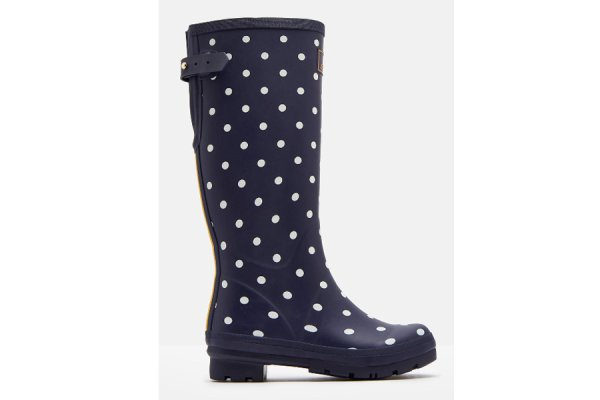 Joules Ladies Printed Wellies