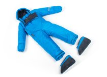 Kids Original 5G SelkBag with removable feet in Blue Fun