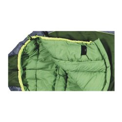 Internal security pocket inside Nebula 400 sleeping Bag