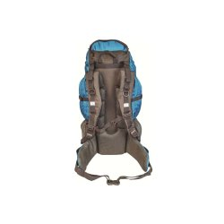 Rear view - Teal/Grey Discovery 45L Rucksack by Highlander