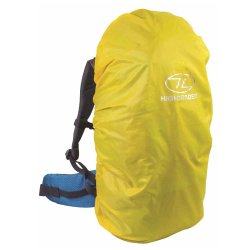 High visible intergrated rain cover - Discovery 45L Rucksack