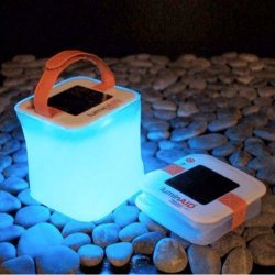 LuminAID Spectra solar powered light