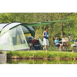 Montana 6E Tent from the Outwell DeLuxe collection
