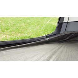 Sealed in groundsheet