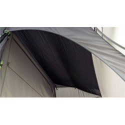 Better sleep for children and adults can be had with the night sky ceiling used in the inner tents.
