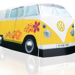 Flower Power VW Camper Van Tent