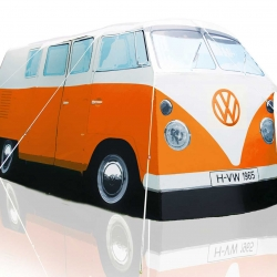 Orange VW Camper Van Tent