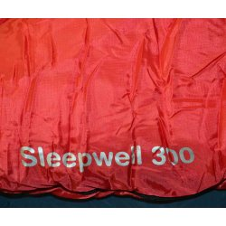 Sleepwell 300 Outer Shell Rip Stop Polyester