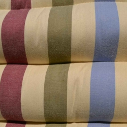 Organic Coloured Dyes are used with all Bill Brown Roll Up Beds